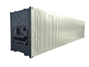 40ft HC Reefer container - Used - A Quality