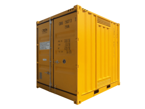 10ft HC Dangerous Goods container - NEW Quality