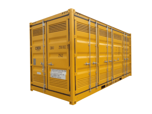 20ft HC Full Side Access Dangerous Goods container - NEW Quality